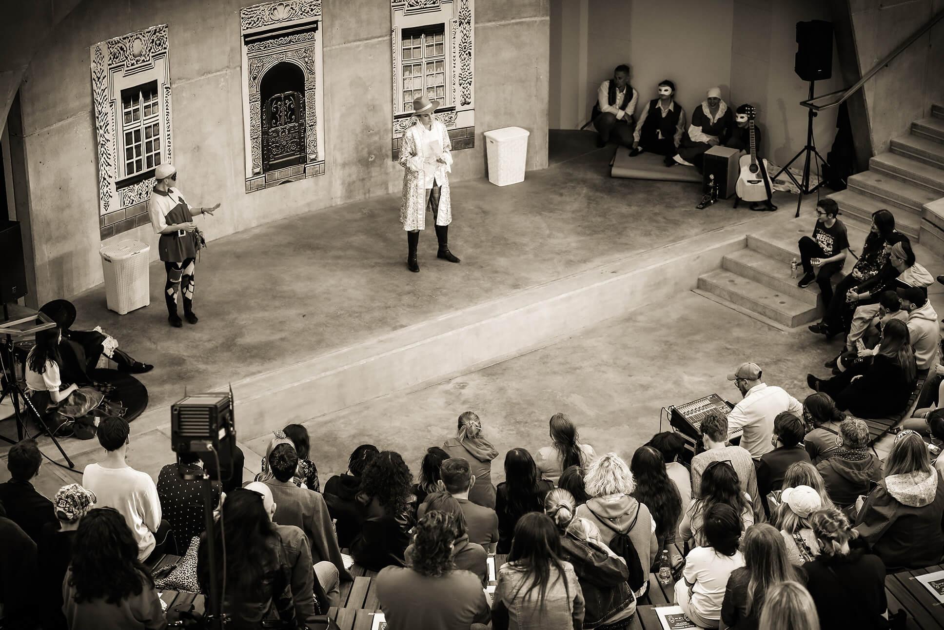 Teatr na deskach Amfiteatru