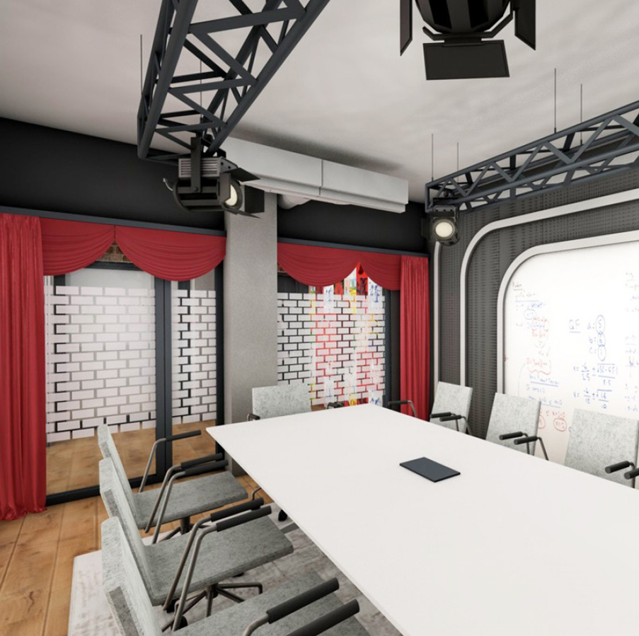 Brain Embassy meeting room
